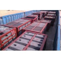 China Heat Resistant Pearlitic Cr-Mo Steel Steel Mill Liners HRC33-43 wholesale