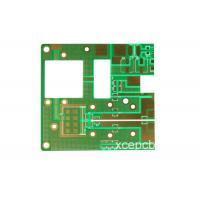 Wholesale Rogers 2 Layer Double Sided PCB Prototype Board Multi - Layer for Communication Systems from china suppliers