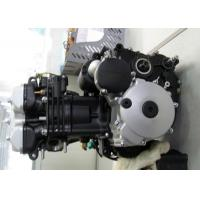 Wholesale Water Cooling Motorcycle Engine Assembly , OHC 250CC Motorbike Engine from china suppliers