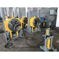 Buy cheap Hydraulic Height Adjustment Pipe Welding Positioners Automatic Lift Chuck from wholesalers