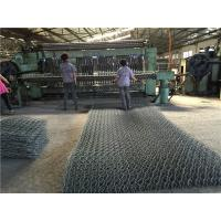Wholesale PE / PVC Coated Gabion Box Double Twist Welded Gabion Baskets For Road Protection from china suppliers