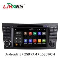 Wholesale BT Camera Canbus Mirror Link Mercedes Benz DVD Player 16GB ROM ST TDA7388 from china suppliers