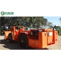 Wholesale RL-2 Air-Cooled Engine Load Haul Dump Machine for Mining and Tunneling Excavation from china suppliers