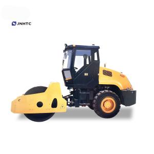 Wholesale China famous brand 6 Ton hydraulic vibrator single drum Construction Machinery road roller from china suppliers