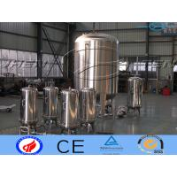 Wholesale Commercial Water Filters Fsi Fluoride  Industrial Filter Housings  ss316 / ss304 from china suppliers