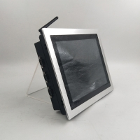 Wholesale Ubuntu OS 250nits Panel Mount Industrial Computer Intel J1900 from china suppliers