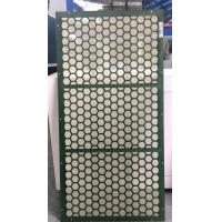 Wholesale Horizontal Vibrating Filter Screen Steel Frame Screen For Oildrilling Operation from china suppliers