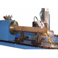 Wholesale 5-Axis CNC Intersecting Line Steel Tube Cutting Machine / 6-150mm Pipe Laser Cutting Machine from china suppliers