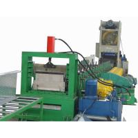 Wholesale 100-900mm width servo punching system Cable Tray Roll Forming Machine, cutting device from china suppliers
