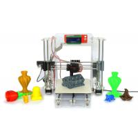 Wholesale Black DIY Digital Desktop 3D Printer Impresora With LCD Touch Display from china suppliers