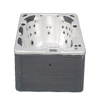 Outdoor Spa with jacuzzy function