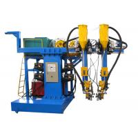Wholesale Double Welding Torch SAW Welding Machine , Box Beam Steel Structure Production Line from china suppliers