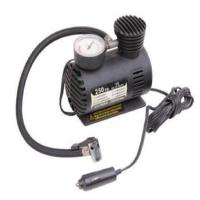 Wholesale Shock Vehicle Air Compressors Dc 12v 250psi  With Cigarette Lighter Plug from china suppliers