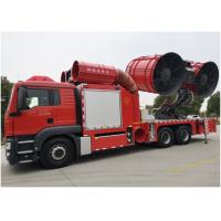 Wholesale Rear suspension 2750mm Fire Fighting Truck Euro 5 Emission 9593 kg Chassis weight from china suppliers