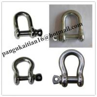 Wholesale Stainless steel shackle&Roller Shackle,D-Shackle shackle from china suppliers