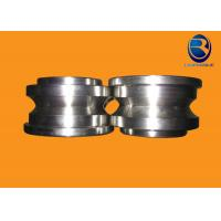 Erw Welded Pipe Moulds With Cr12mov / D2 / Skd11 Roll Material W Forming Part Mold