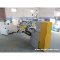 Wholesale CNC Wood Turning Lathe For Roman Pillars and Stair Banister Making from china suppliers