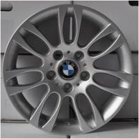 High quality 16 inch aluminum alloy rims 16*7, 120(mm)PCD, silver white machined face
