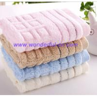 Wholesale Customized small blue decorative bulk hand towels manufacturer from china suppliers