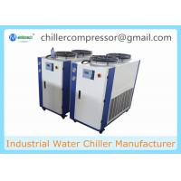 Wholesale Best Price 5hp Portable Small Air Cooled Industrial Water Chiller for Plastic Moulding Machine from china suppliers