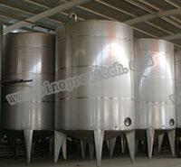 Wholesale Prettech fruit juice tank used for making banana pulp from china suppliers