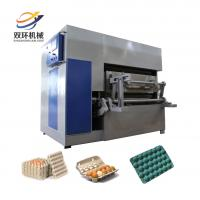 Wholesale waste paper recycle used egg tray machine/automatic paper pulp egg tray production line/machine making egg tray from china suppliers