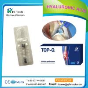 1ml Medical Hyaluronic Acid Gel Injection Osteoarthritis Sodium Hyaluronate Injection HA Knee Joint Injection