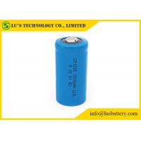 Wholesale CR123A 1500mah 3V Lithium Manganese Dioxide Battery Stable Performance from china suppliers