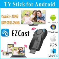 China Ezcast Display mirroring Miracast HDMI Smart TV Dongle AllShare wifi Media Player wholesale