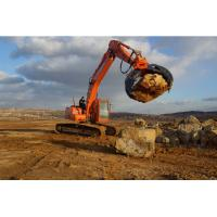 Wholesale Stone Grab Cat Excavator Parts , Komatsu Grader Spare Parts High Precision from china suppliers
