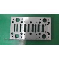 Wholesale Tungsten Carbide SKD11 , SKH9 Mould base / mould plate grinding Precision 0.002MM from china suppliers