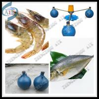 Buy cheap aquaculture fish pond paddle wheel aerator from wholesalers