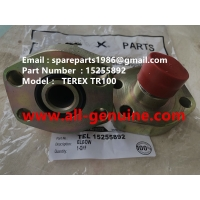 Buy cheap 15255892 CONNECTOR TEREX NHL DUMP TRUCK TR35 TR50 TR60 TR100 ALLISON UNIT RIG from wholesalers