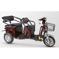 Wholesale Waterproof Motor 2 Seat Electric Tricycle Adult Motorized Tricycle For Passenger from china suppliers