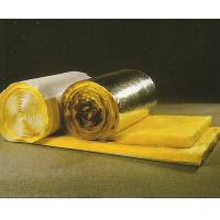 Aluminum Foil Glass Wool Blanket Fire Insulation For Metal Building