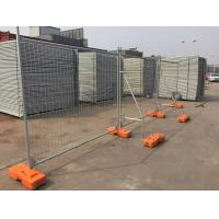 As 1725 2010 Galvanized Steel Temporary Fence Panels Chain
