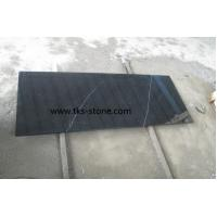 Buy cheap Black marquina,Nero marquina marble Kitchen Countertops,Natural stone countertop from wholesalers