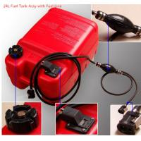 Wholesale 24L Replacement Plastic Generator Gas Tank For Yamaha Outboard Motor from china suppliers