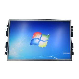 Wholesale VESA 300nits 21.5'' Frameless Lcd Monitor PCAP Capacitive Touch from china suppliers