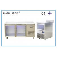 Wholesale SS304 Shell LED Blue Light Refrigerator With Digital Temperature Controller from china suppliers