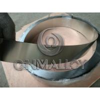 Buy cheap German Silver Nickel Silver Strip CuNi18Zn20 Alloy For Jewelry / Antenna from wholesalers