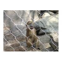 High Tensile Stainless Steel X-Tend Wire Rope Mesh For Zoo Mesh