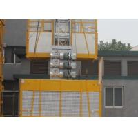Wholesale Custom SC200 Twin Cage Construction Material Hoists 3200kg 4.2 x 1.5 x 2.5m from china suppliers
