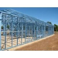 Buy cheap Customized Industry Structure Steel Sheds With Bridge Cranes Inside from wholesalers