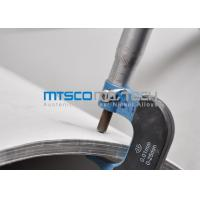 China DN 100 114.3mm TP316L Stainless Steel Welded Pipe , Welding Round Pipe on sale