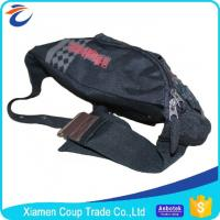 Wholesale Polyester Sports Mens Waist Bag / Running Waist Bag Customized Color 36x16x2 Cm Size from china suppliers
