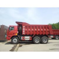 Wholesale 70 T Mining Dump Truck Heavy Duty 6x4 25M3 Capacity 10 Wheels Long Life from china suppliers