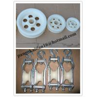 Wholesale video Lineman Cable Sheave, sales Mini Cable Block,Cable Block from china suppliers