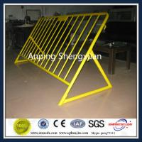 Wholesale New design barricade crowd control barriers from china suppliers