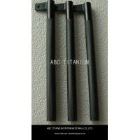 Wholesale titanium anode for treatment of wastewater containing sexavalence chromium ion ,MMO Coated from china suppliers